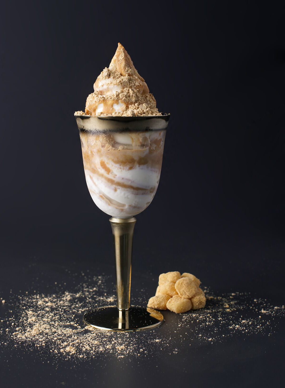 Injeolmi Tiramisu Ice Cream
