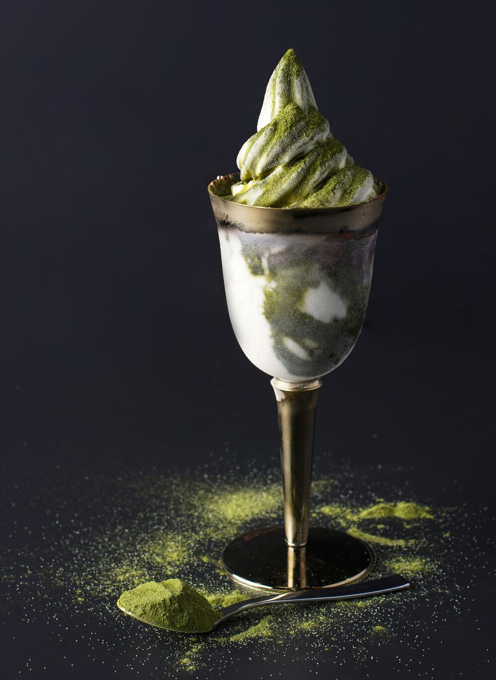 Matcha Tiramisu Ice Cream