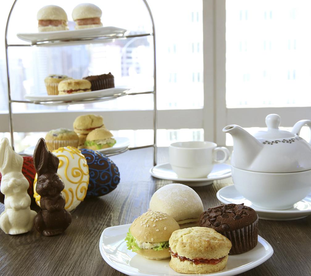 Enjoy an Easter Afternoon Tea at Richmonde Hotel Ortigas