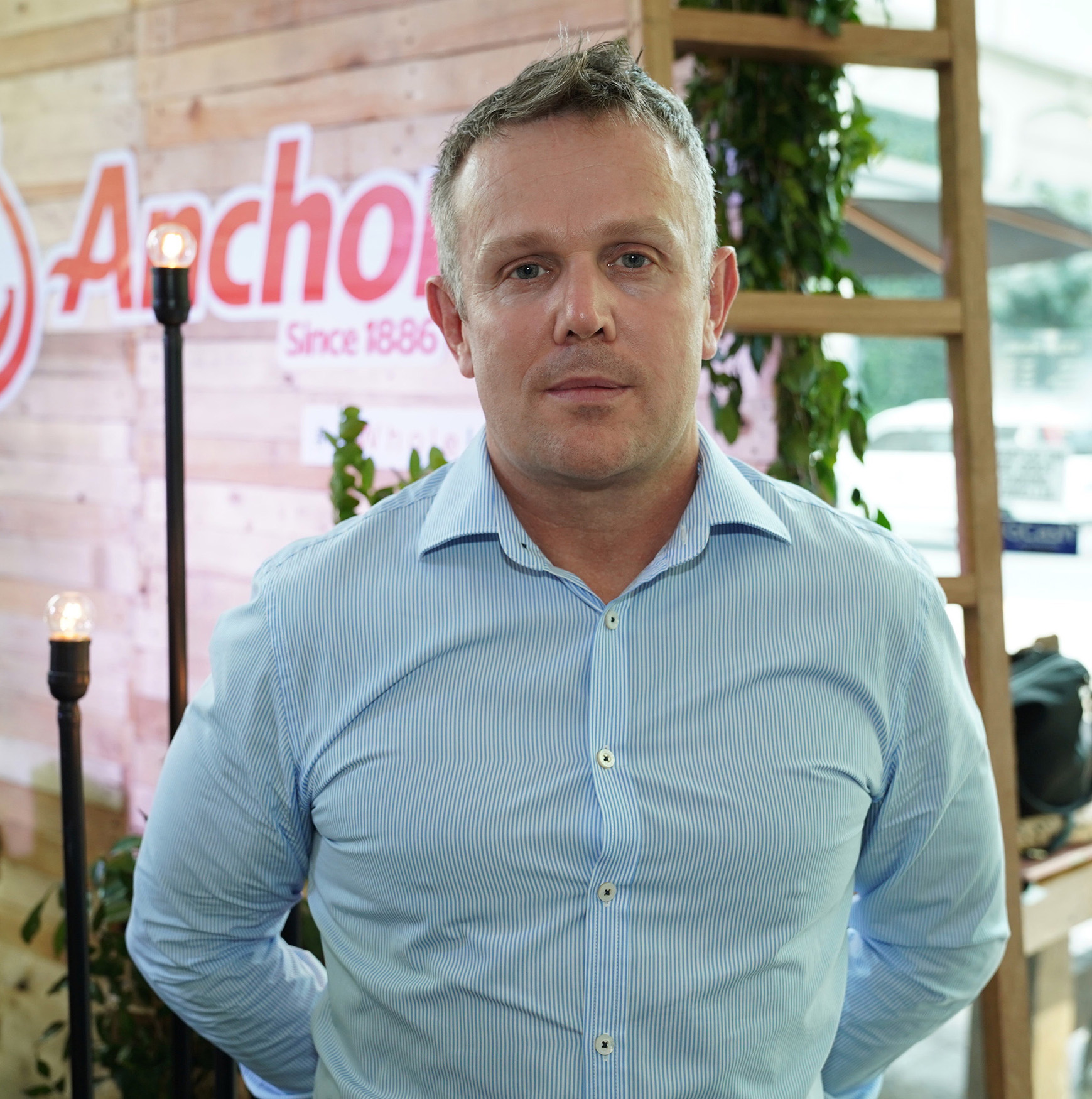 Fonterra Brands Philippines Inc. general manager Mike Boness