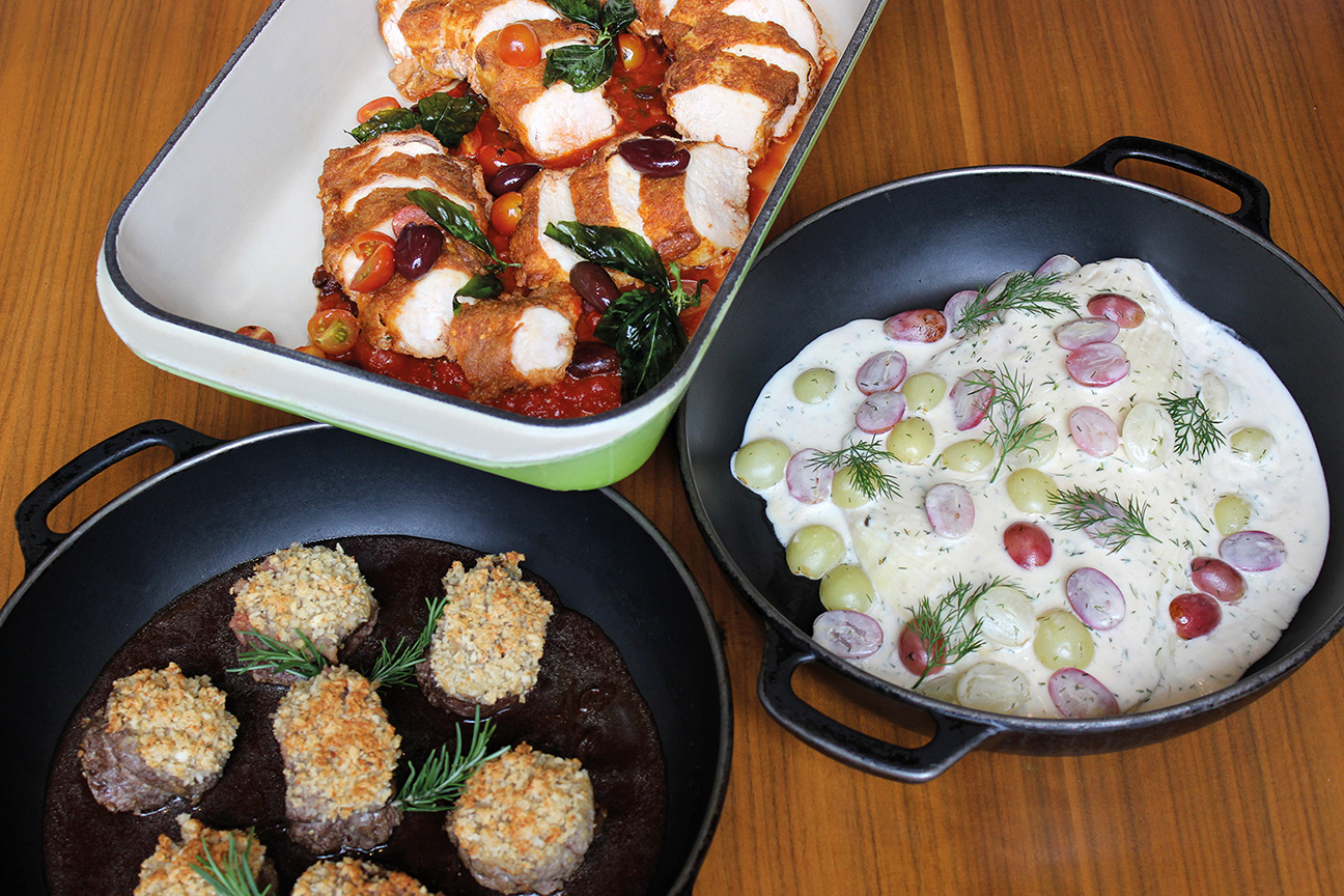 Weekend Signature Dishes