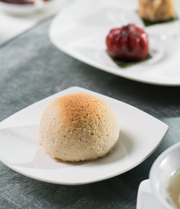 Baked Barbecued Pork Buns