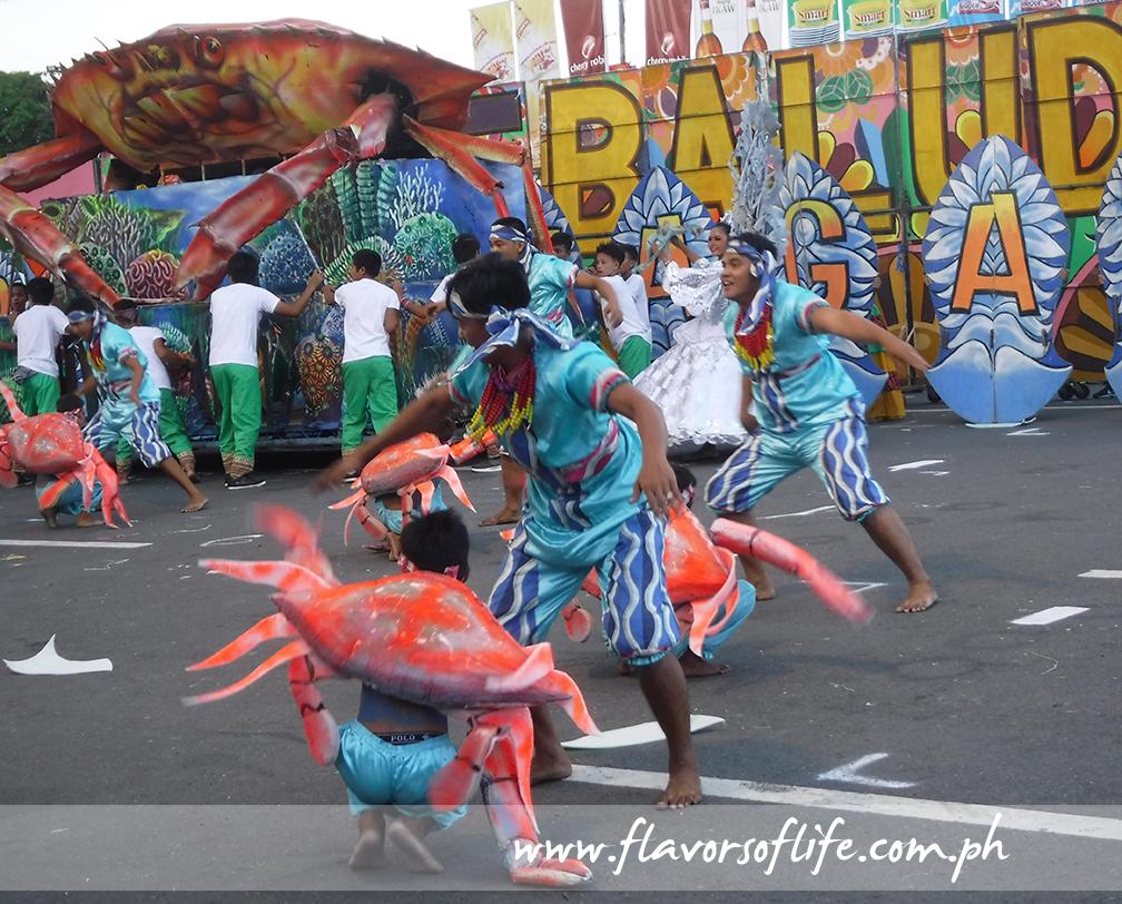 Pangumagat Festival of Balud, Masbate