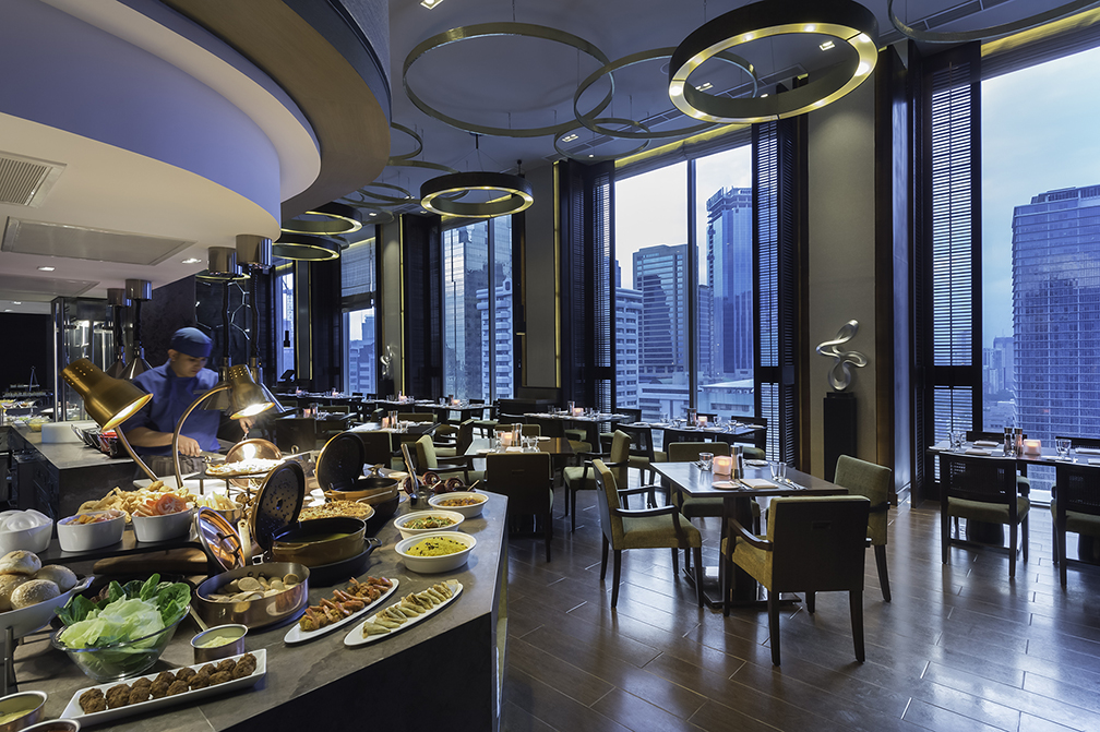 Marco Polo Ortigas Manila's Cucina lets diners experience slow food dining