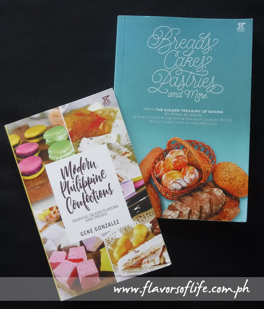 chef gene gonzalez's two new cookbooks-DSCF1424