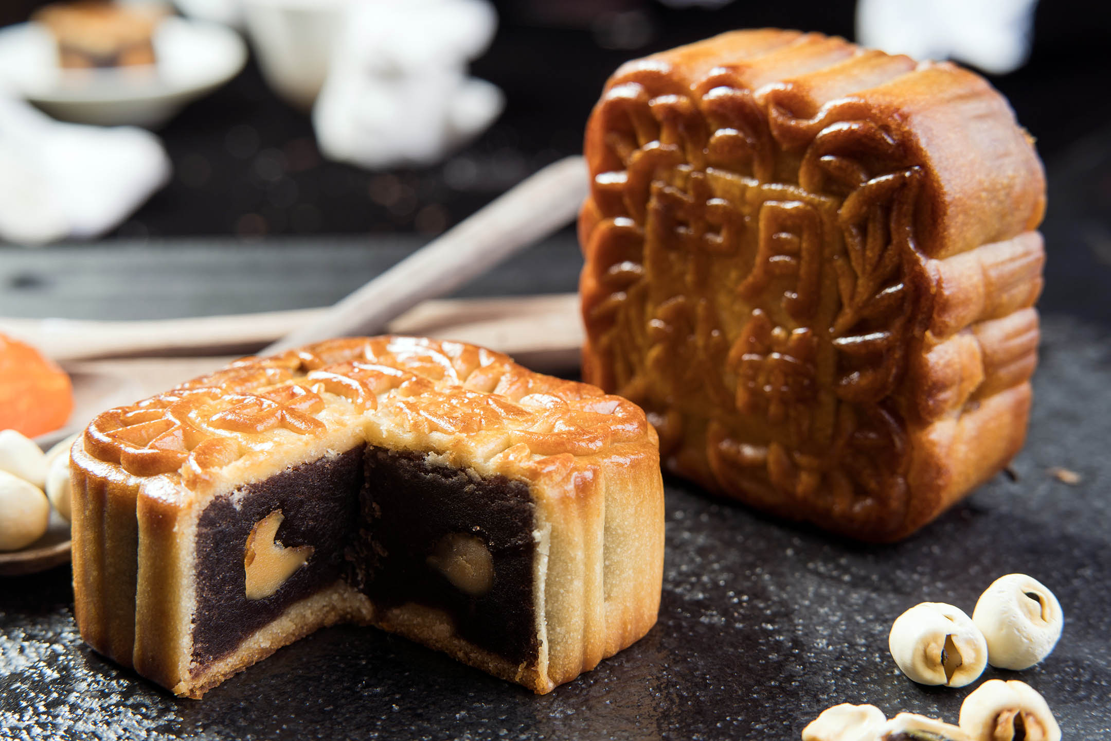 Exquisite mooncakes available at Marco Polo Ortigas Manila