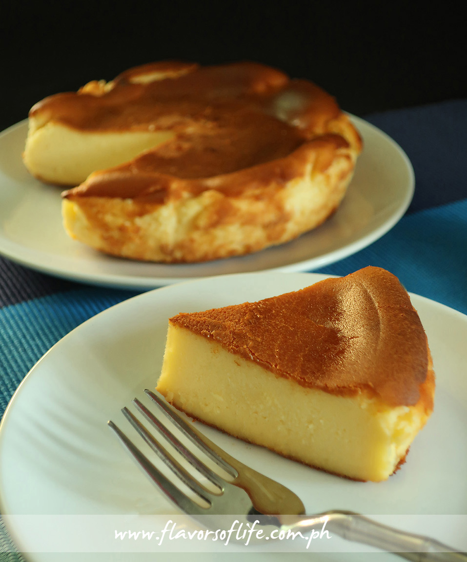 San Sebastian Cheesecake By Mateo S Is Awesome